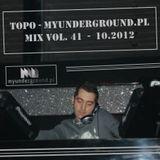 Topo - MyUnderground.pl Mix Vol. 41 - 10.2012