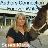 Author Susan Kelly on the Authors Connection with Susan Klauss
