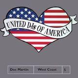 Doc Martin - United DJ's of America Volume 5 - West Coast Los Angeles