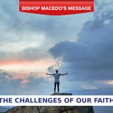 Day 9 - The Challenges of Our Faith