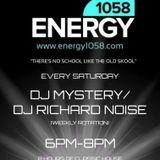 Energy 1058 - DJ Mystery - Old Skool 1992 House - 16.03.2019