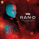 Ran-D, Endymion & Bass Chaserz @ X-Qlusive Ran-D 2017 | Area 1