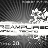 Reamplified Minimal Techno Sessions 10