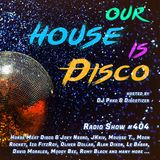Our House is Disco #404  from 2019-09-20