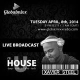 Xavier Steel's - I'll House U [Global Mixx Radio Debut]
