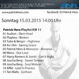 Patrick Hero - I LOVE CLUBMUSIC on BN Radio KW 11_15