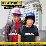 Surya Molan MorningZone TraxFMJKT 3 November 2016