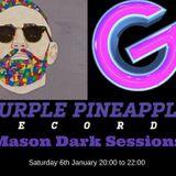 Mason Dark Sessions on Goove City Radio 6th Jan 2018