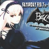 The Batcave North V.14 - 1 year anniversary at Nocturne