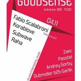 Fabio Scalabroni @ Good Sense (Moscow) - 2011
