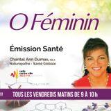 Émission O Féminin 25 29-09-17 - L'importance du Magnésium