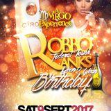 Rice & Peas Show Ft. Robbo Ranks Sunday 03/09/17 4.00Pm - 6.00Pm ( Birthday Show)