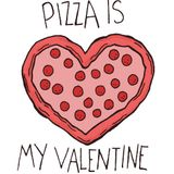 Pizza Valentine Techno