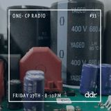 One-CP Radio #33 w/ Dioscó na mBó