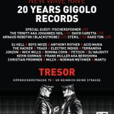 DJ Hell - live at 20 Years Gigolo Records Anniversary (Tresor, Berlin) - July 2017
