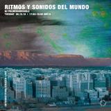 Ritmos y Sonidos del Mundo w/ Palmerainvisible - October, 9th 2018