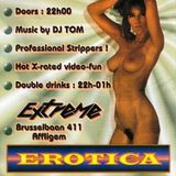 "Tom Leclercq at ""Erotica"" @ Extreme (Affligem - Belgium) - 29 March 1997"