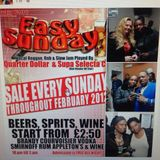 EASY SUNDAY 8 DEC 2014 ft SPECIAL GUEST EURO STAR
