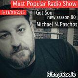 Michael Paschos - I got soul new season 80