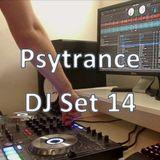 Psytrance DJ Set 14
