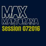 Max Martorana Session 072016