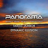 Panorama - Progressive  House Classics Live 20150814 - Mixed by Tamas Jambor