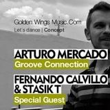 Fernando Calvillo & Stasik T @ GWM Radio for Groove Connection - Set 3 (June 2015)