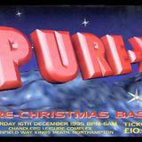 Ray Keith B2B Andy C w/ Bassman Longjohn Prince Hooligan Ranski & Palmer - Pure X Xmas Bash 16.12.95