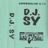 DJ Sy Live At Adrenalin June 1994 Southampton University