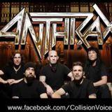 Collision, Feb 19, 2016 pt 2 - ANTHRAX, Buckcherry, The Maension & BlackPink