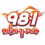98.1 Salsa y Mas Lunch Mix