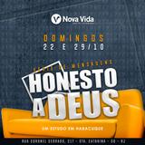 Habacucuqe 01 (Vivendo pela fé quando quando você está frustrado) - Sandro Soares