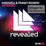 Asteroid fell on Slideland (Sean Angel & Sydo Remix) - F.Rizardo & Hardwell/Gregor Es(Plasma mashup)