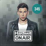 Hardwell On Air 345