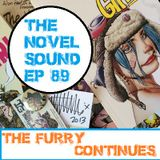 Ep 89 Tank Girl: The Furry Continues