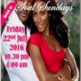 Summer Party for Soul Sundays on Friday 22nd July @ the RnR bar