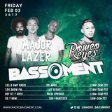 The Bassment 2/03/17 w/ Romeo Reyes