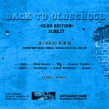 DJ BASS N-R-G @ Back To Oldschool Vol.IV - Club Sandberg Halle 11.02.2017