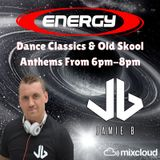 Dance Energy Live In The Energy106 Studio With DJ Jamie B Every Friday Night From 6pm-8pm 15.09.17