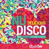 Delicious Sexy Nu-Disco - Disco Tech House Mix 2015