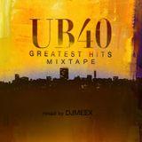 UB40 Greatest Hits MIXTAPE (DJMEEX)