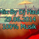 Mix By Dj Haui 29.06.2014 ( 100% Musik )