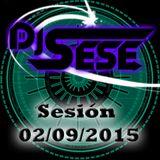 Sesión 02/09/2015