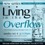 Living In the Overflow Part I