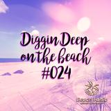 Diggin Deep on the Beach #024 - DJ Lady Duracell