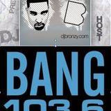Weekend Warm Up With DJ Bronzy! 15.10.11