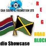 REGGAE ROAD BLOCK -Radio Showcase - 08 -12 - 2014
