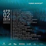 Pan-Pot - live at Time Warp DE 2016 Mannheim - 02-apr-2016