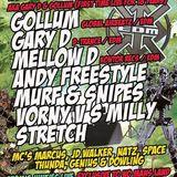WTF!!! NO MANS LAND!! DJ MELLOW D!! MCs MARCUS B2B JD WALKER