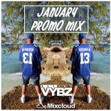 January Promo Mix [ Hip Hop | Rnb | UK | House | Trap ]
